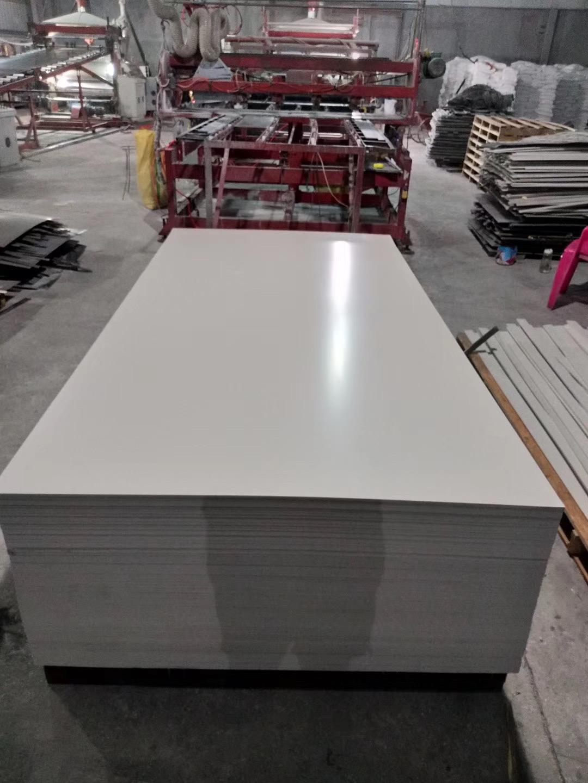 QS03-PVC白色床板